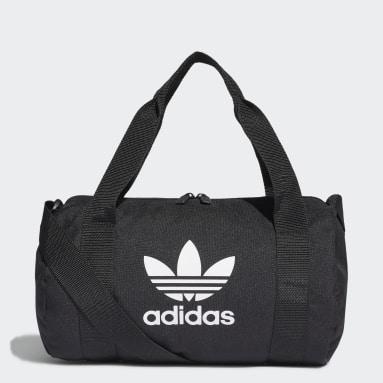 Bolsa Cruzada Adicolor (UNISEX) Negro Originals