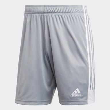 Pantalón corto Tastigo 19 Gris Hombre Fútbol