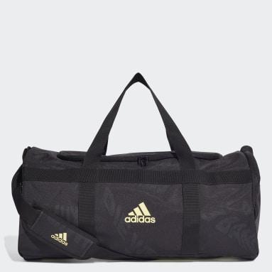 черный Спортивная сумка 4Athlts Medium