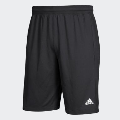 Men's Training Black Clima Tech Shorts