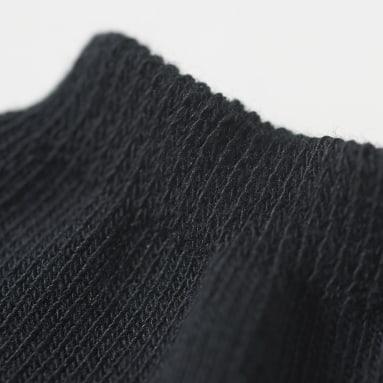 Calcetines tobilleros Trefoil (UNISEX) Negro Originals