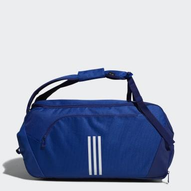 Training Blue Endurance Packing System Duffel Bag