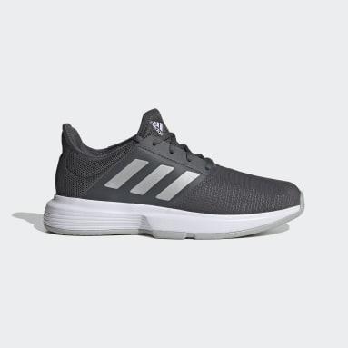 Women Tennis Grey GameCourt Tennis Shoes