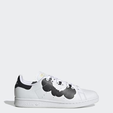 Kadın Originals Beyaz Marimekko Stan Smith Ayakkabı