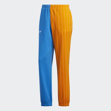 Pantalon FA Blocked Orange Hommes Originals