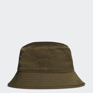 Y-3 Green Y-3 Classic Bucket Hat