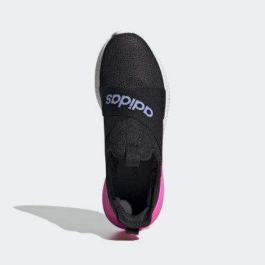 Women Sport Inspired Black Puremotion Adapt Shoes