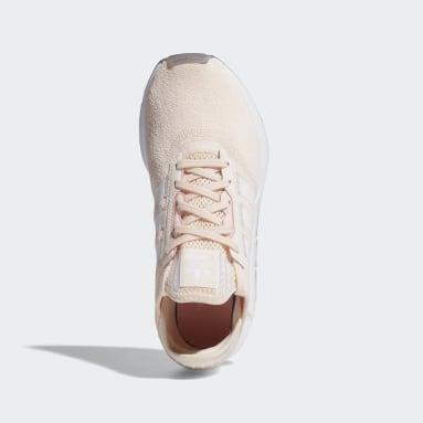 Zapatillas Swift Run X Rosado Mujer Originals