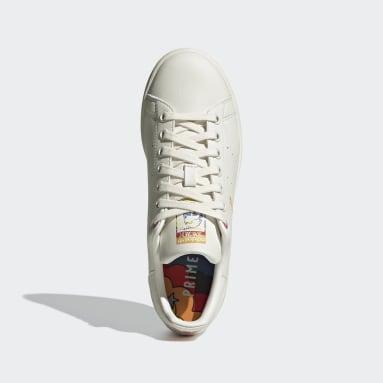 Women's Originals White Stan Smith Shoes