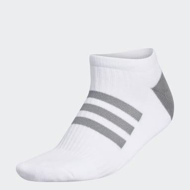 Frauen Golf Comfort Low-Cut Golf Socken Weiß
