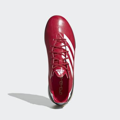 ฟุตบอล สีแดง รองเท้าฟุตบอล Gamemode Turf