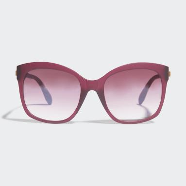 Originals Solbriller OR0012 Rød
