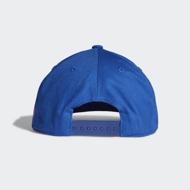 Gorra Estampada Gleofus (UNISEX) Azul Niño Training