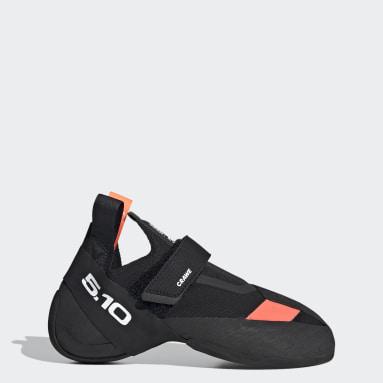 Women's Five Ten Black Five Ten Crawe Climbing Shoes