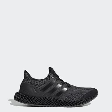 Zapatillas Ultra 4D 5 Negro Hombre Running