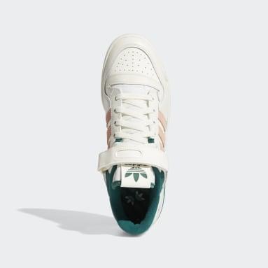 Originals Beyaz Forum 84 Low Ayakkabı