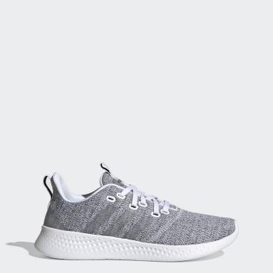 Women Running White Puremotion Shoes
