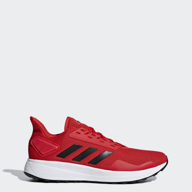 Tenis Duramo 9 Rojo Hombre Running