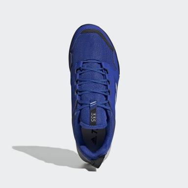 Tenis de Trail Running Terrex Agravic TR Azul Hombre TERREX