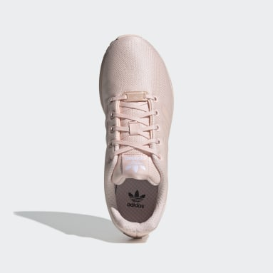 Youth 8-16 Years Originals Pink ZX Flux Shoes