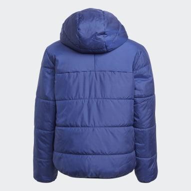 Youth Originals Blue Adicolor Jacket