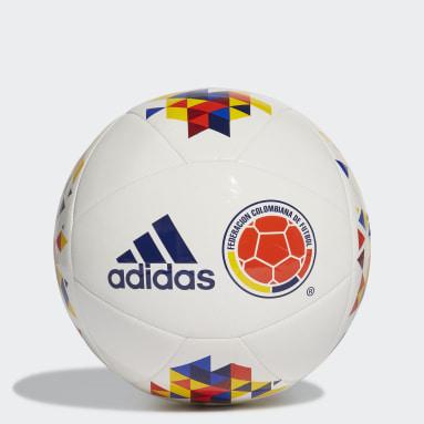Balón Club Colombia Blanco Hombre Fútbol