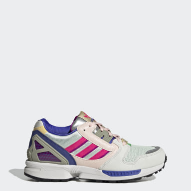 Women Originals White ZX 8000 Shoes