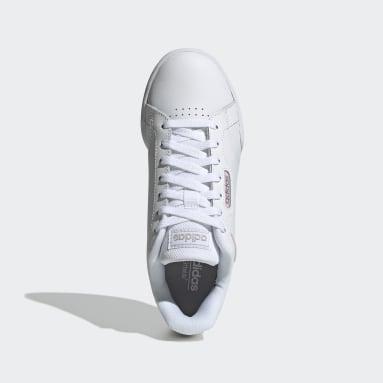 Tenis Roguera Blanco Mujer Essentials