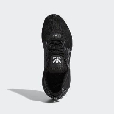 Chaussure NMD_R1V2 noir Hommes Originals
