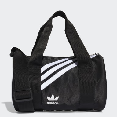 Mini sac en toile Nylon noir Femmes Originals