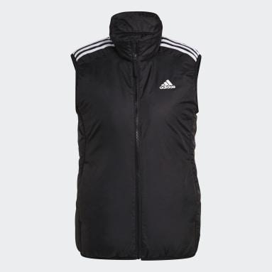 Women Outdoor Black Essentials Insulated Vest