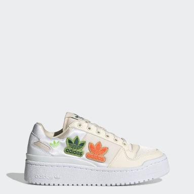 Kadın Originals Beyaz Forum Bold Ayakkabı