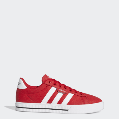 Men's Essentials Red Daily 3.0 Shoes