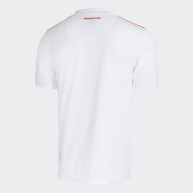 Camisa 2 Internacional 21/22 Branco Homem Futebol