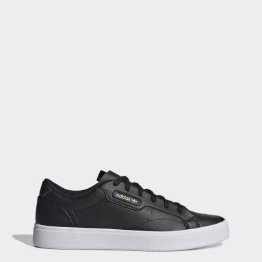 Dames Originals Zwart adidas Sleek Schoenen