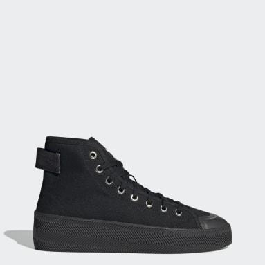 Originals Black Nizza Parley Shoes