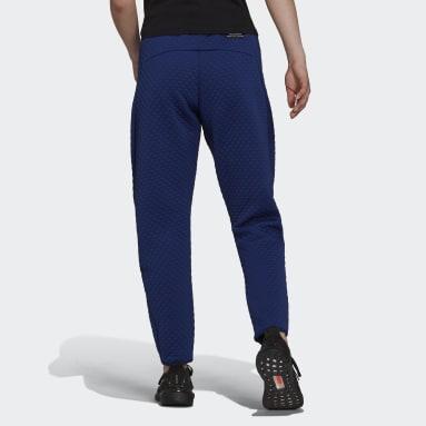 Women Sportswear Blue adidas Z.N.E. Sportswear Pants