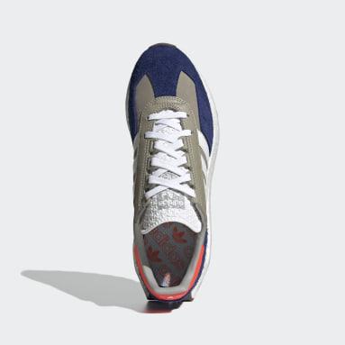 Men's Originals Grey Retropy E5 Shoes