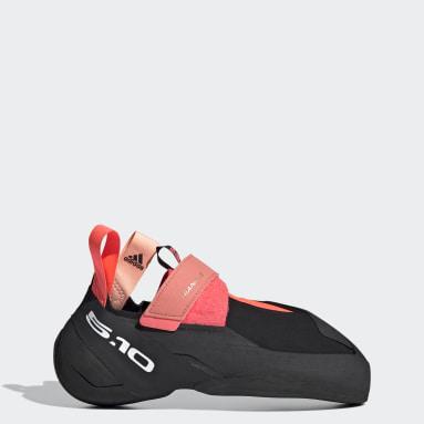 Women's Five Ten Pink Five Ten Hiangle Climbing Shoes