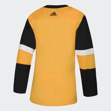 Men's Hockey Yellow Penguins Alternate Authentic Jersey