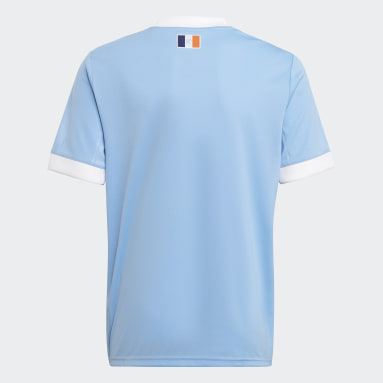 Youth Soccer Blue New York City FC 21/22 Home Jersey