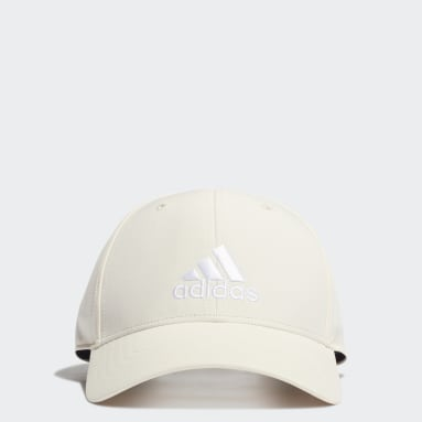 Cappellino Lightweight Embroidered Baseball Bianco Pallavolo