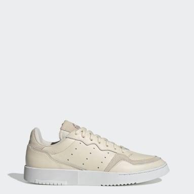 Men's Originals Beige Supercourt Shoes