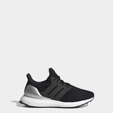 Youth 8-16 Years Running Black Ultraboost DNA Primeblue Shoes