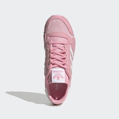 Tenis ZX 500 (UNISEX) Rosa Niño Originals