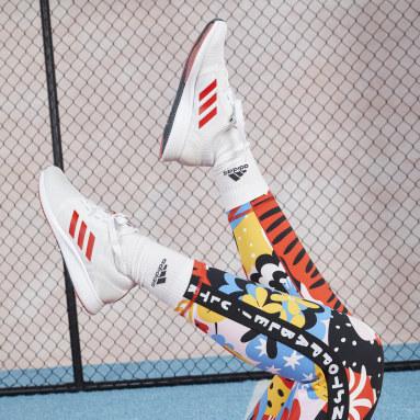 Tenis Edge Lux 4 Blanco Mujer Running