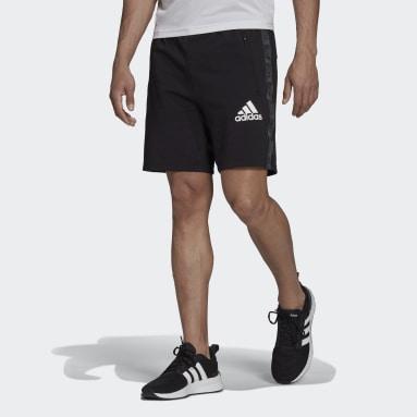 Männer Fitness & Training AEROREADY Designed to Move Sport Motion Logo Shorts Schwarz