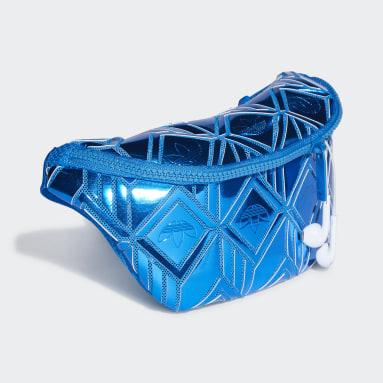 Women Originals Blue Waist Bag