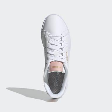 Zapatillas Courtpoint Base Blanco Mujer Diseño Deportivo