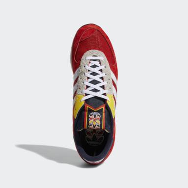 Scarpe adidas TRX Vintage Rosso Originals